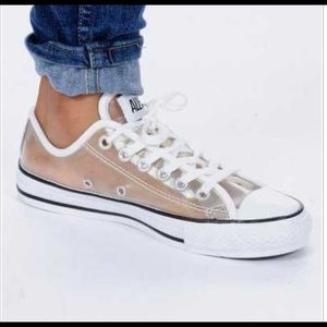 Converse Clear Low Top Sneakers